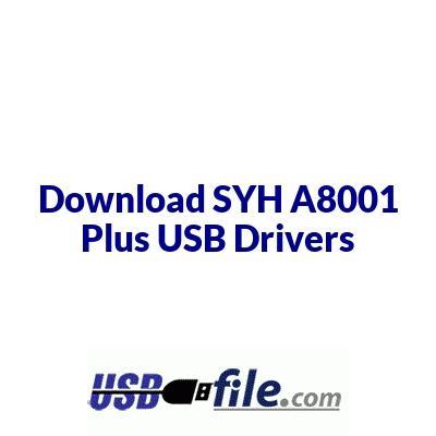 SYH A8001 Plus