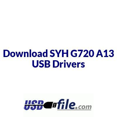 SYH G720 A13