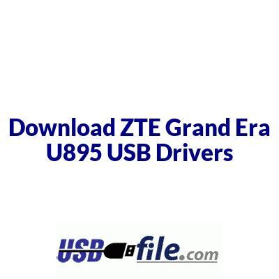 ZTE Grand Era U895