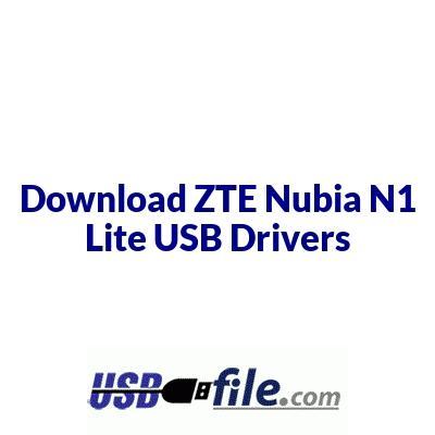 ZTE Nubia N1 Lite