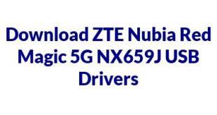 ZTE Nubia Red Magic 5G NX659J