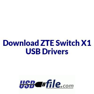ZTE Switch X1