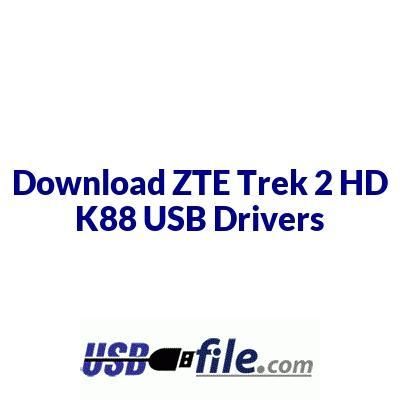 ZTE Trek 2 HD K88