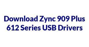 Zync 909 Plus 612 Series