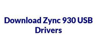 Zync 930