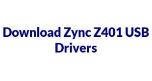 Zync Z401