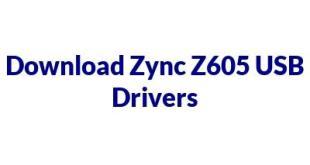 Zync Z605