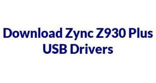 Zync Z930 Plus