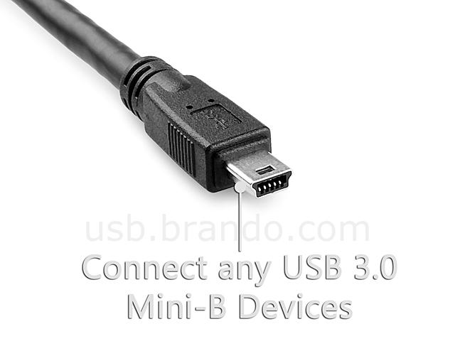 Usb B Cable 2 0 Pin Mini 4