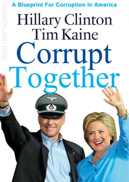 Image result for Political Cartoons Tim Kaine