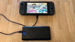 Solice 20000 Type-C with Nintendo Switch