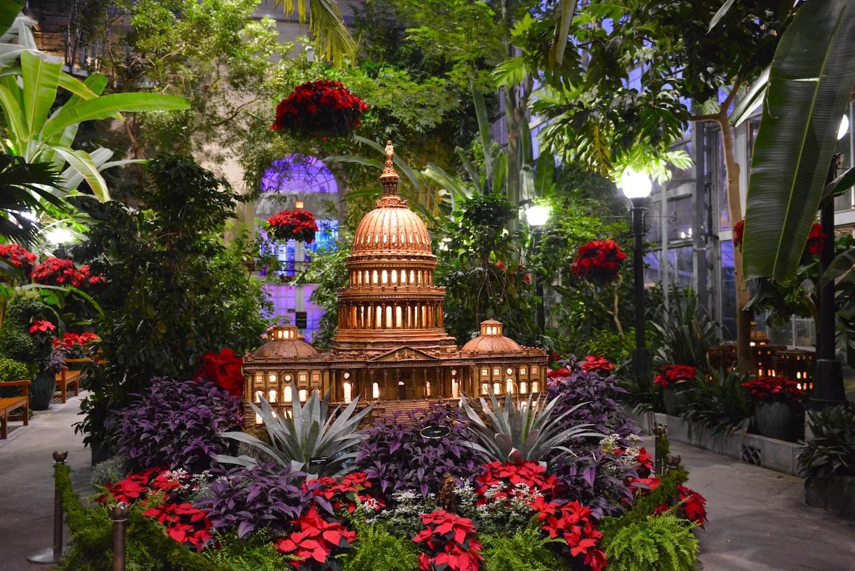 Exhibits United States Botanic Garden