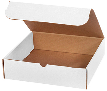 Corrugated White Shippers | US Box Corp