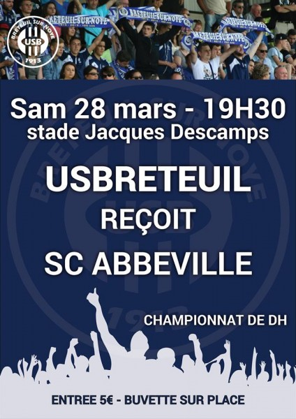 Breteuil Abbeville 28 mars 15