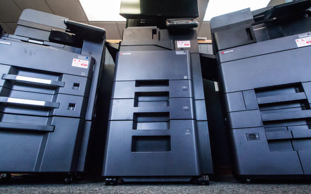 Reclaim Time and Cash with Managed Print Services