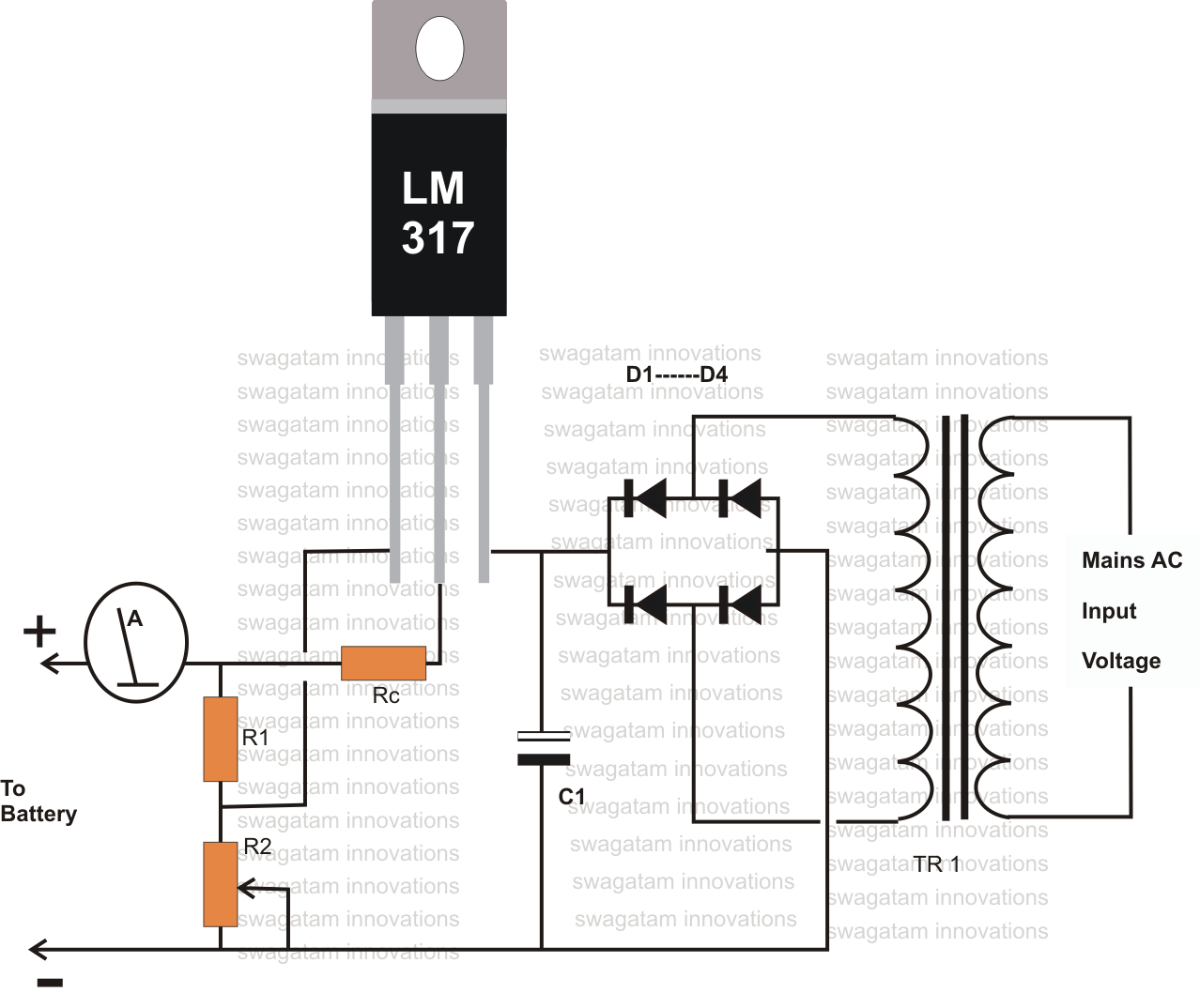 Usb Circuit Diagram