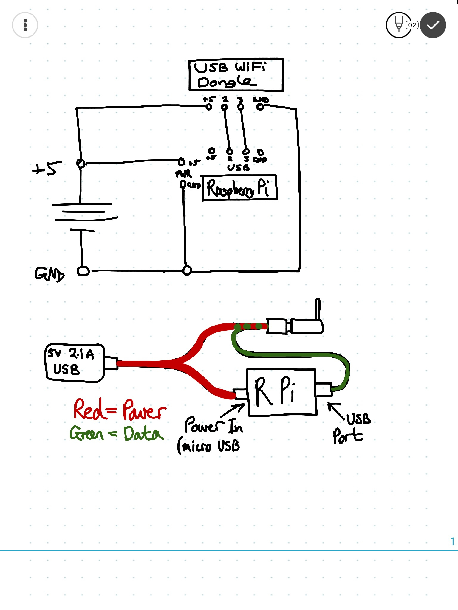 Usb Power Supply Wiring Diagram