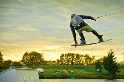 photo of wakeboard au SpinCablepark