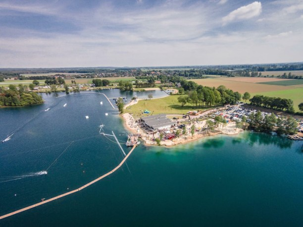 Amici Beach Club am Effelder Waldsee