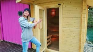 WAM PARK - Le téléski nautique de Montailleur - 73 sauna
