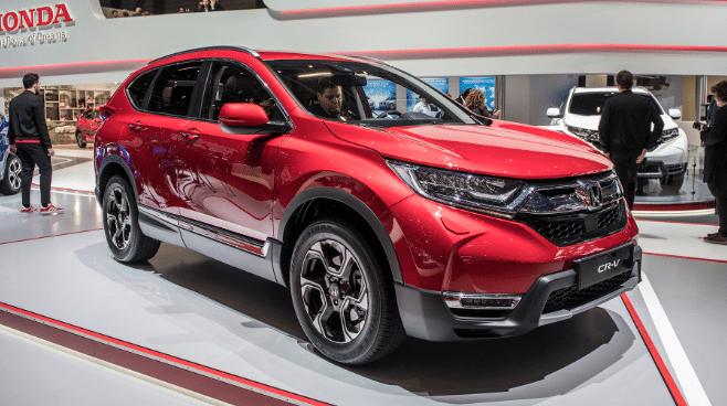 2020 Honda CR-V Hybrid Engine, Specs, and Release Date
