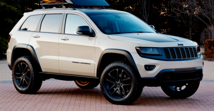 2020 Jeep Grand Cherokee Upgrade and Redesign
