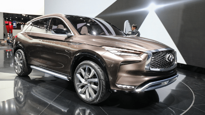 2020 Infiniti QX50 Concept, Styling, and Release Date