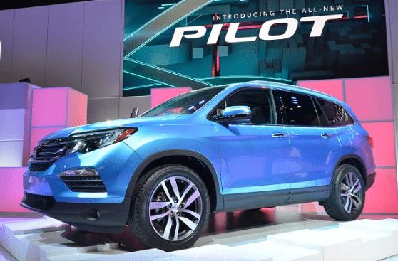 2020 Honda Pilot Hybrid Price And Release Date