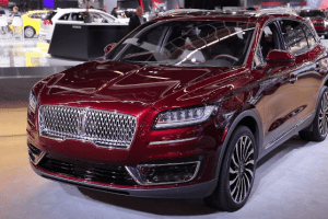 2020 Lincoln Nautilus Concept, Engine, and Release Date