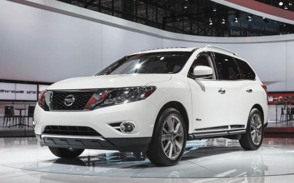 2020 Nissan Pathfinder Price and Release Date