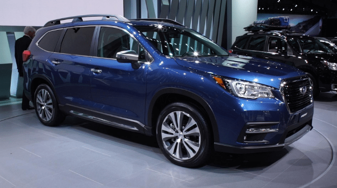 2020 Subaru Ascent Changes, Price, and Release Date