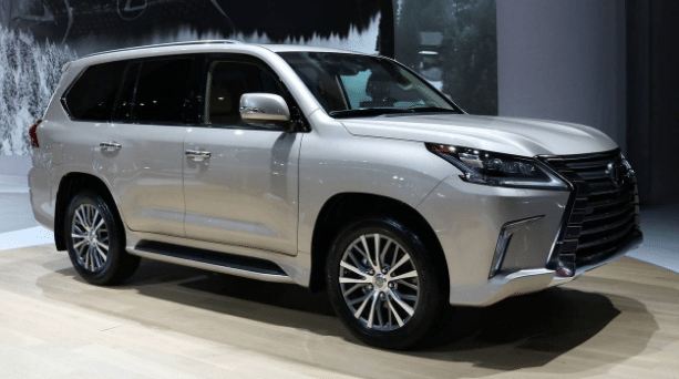 2020 Lexus LX Two Row Redesign, Interior, And Release Date