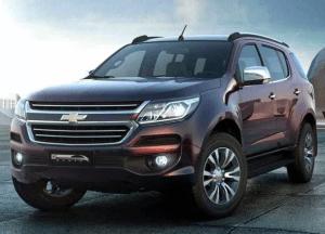 2019 Chevrolet Trailblazer Price, SS, USA, Release Date