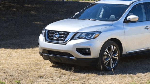 2020 Nissan Pathfinder New Generation