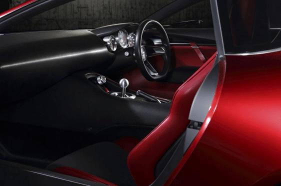 2019 Mazda RX 9 Interior
