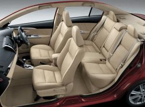 2019 Toyota Vios Interior
