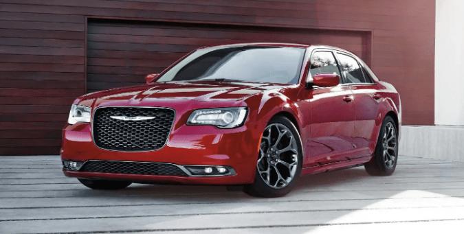 2019 Chrysler 300c Concept