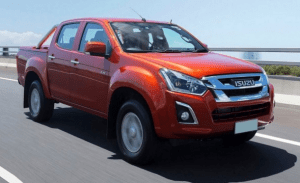 2020 Isuzu D-MAX Redesign, Changes, Price, and Specs