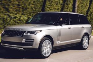 2021 Range Rover Vogue