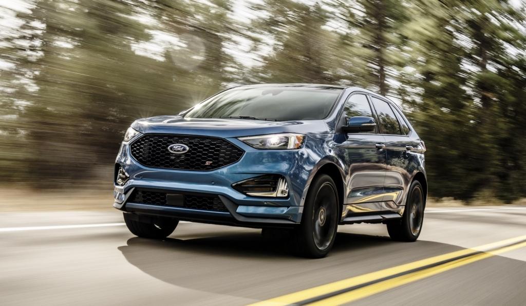 2021 Ford Edge Price