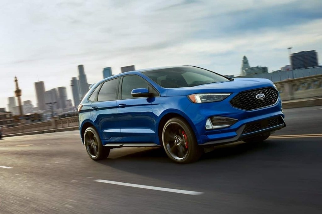 2021 Ford Edge Release Date