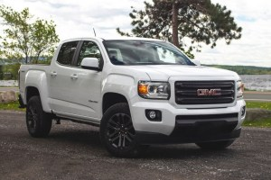 2021 GMC Canyon Drivetrain