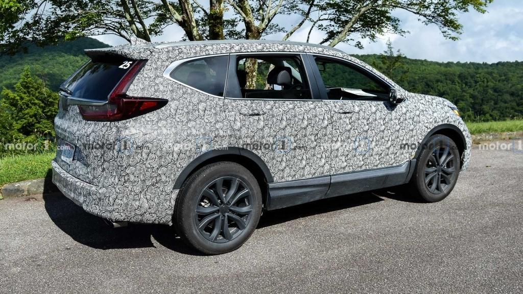 2021 Honda CRV Release Date