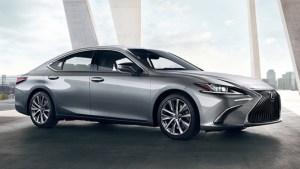 2021 Lexus ES 350 Release date