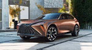 2021 Lexus IS Spy Photos