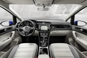 2021 Volkswagen Touran Drivetrain