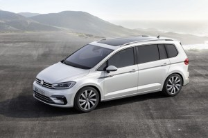 2021 Volkswagen Touran Redesign
