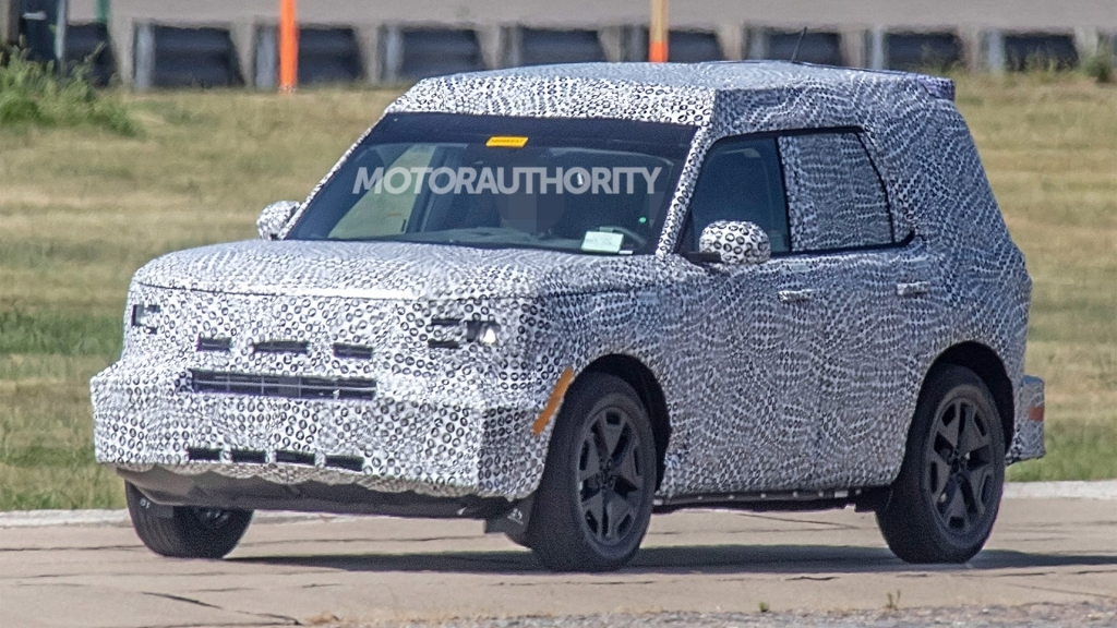 2021 Ford Baby Bronco Specs
