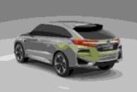 2021 Acura MDX Exterior