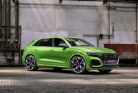2021 Audi RS Q8 Powertrain